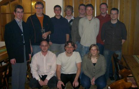Vorstandschaftswahlen 2007