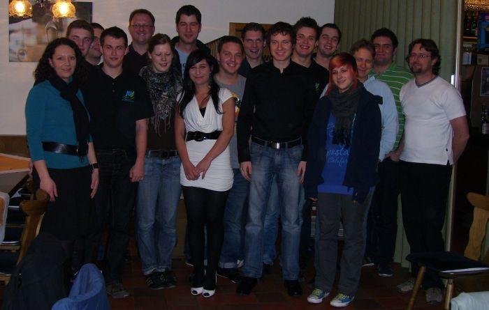 Vorstandschaftswahlen 2011